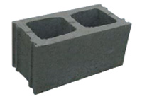 免托板砖机做的空心砖